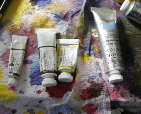 Windsor&Newton Artists WatercoloursPaint Tubes