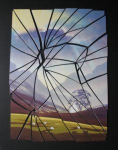 Original Watercolour 18- 32 x 382 inches £2,2500