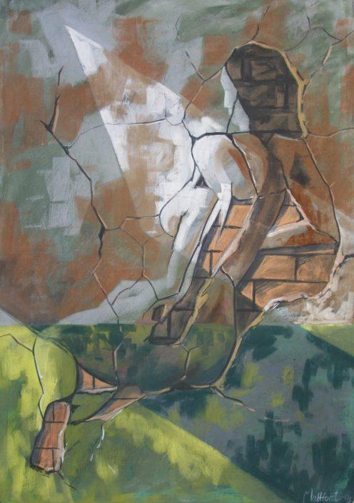 Dos Pinturas 4 55 x 75cm £3,500