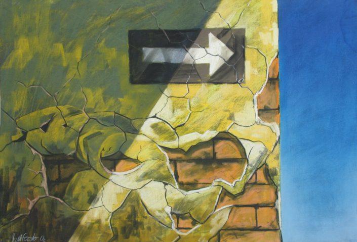 Dos Pinturas 5 55 x 75cm £3,500